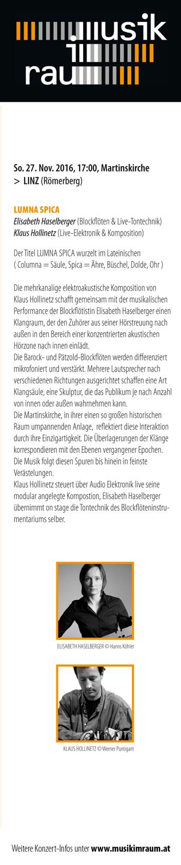 MiR Konzert 27.11.2016